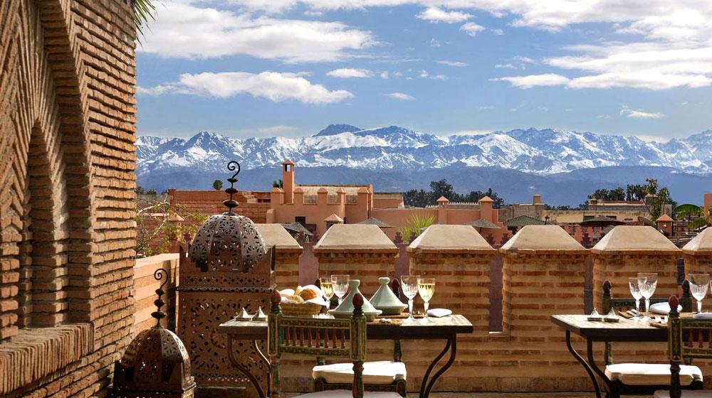 Lugares para visitar en Marrakech, la ciudad más turística de MARRUECOS 1