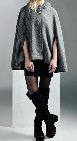 outfits ideales para usar con medias negras