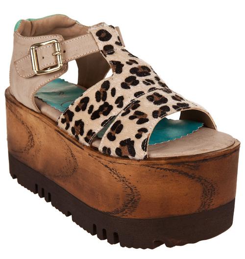 por qué los nuevos zapatos con plataforma son un peligro