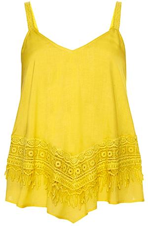 prendas amarillas verano 2016