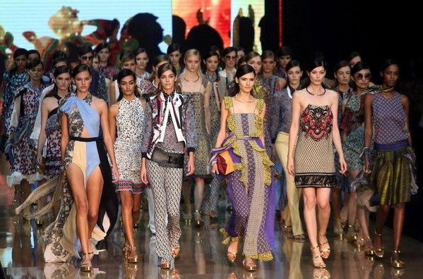 Semana de la moda en Milán: tendencias para este otoño-invierno 2015 1