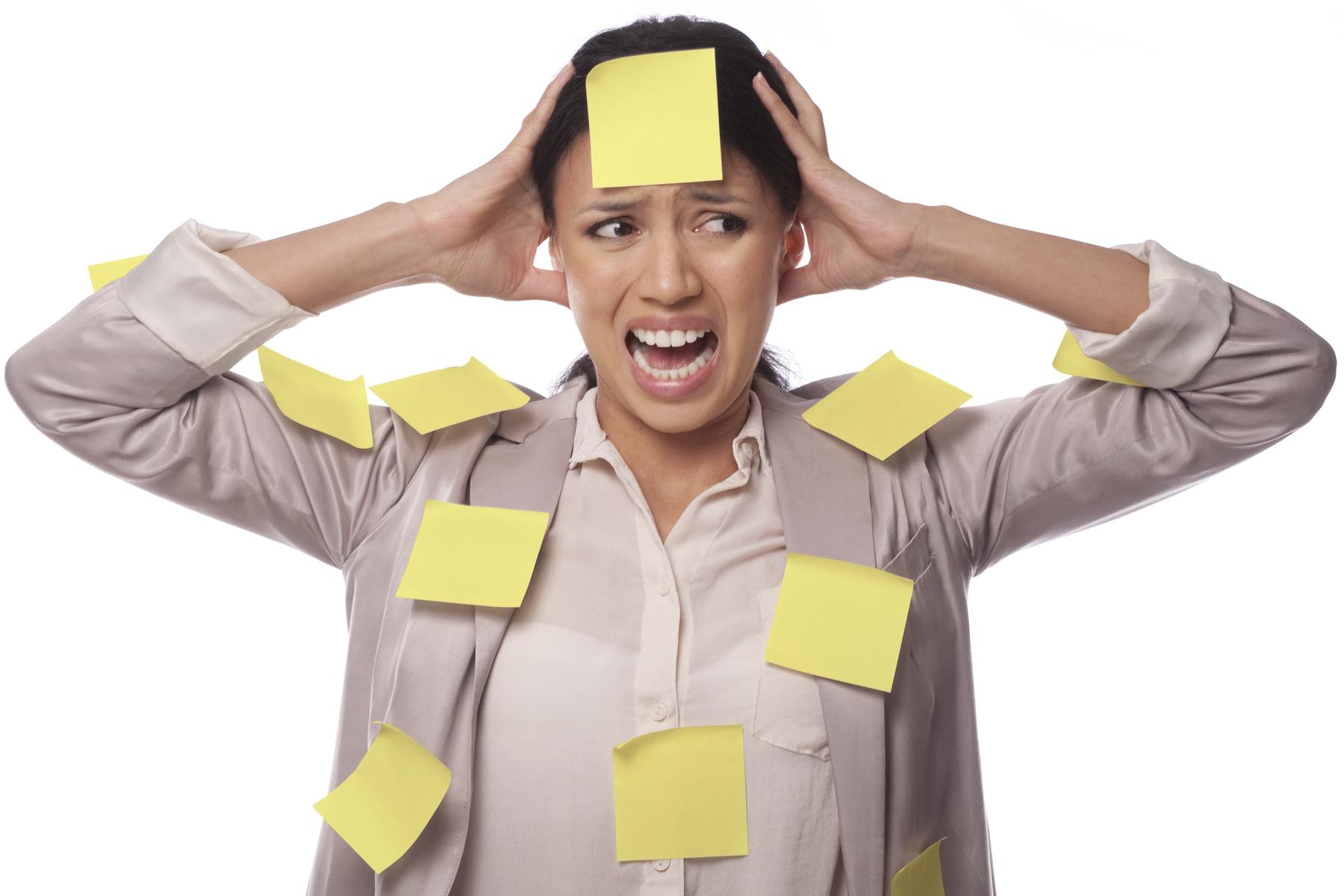 El estrés cotidiano y los riesgos cardíacos 1