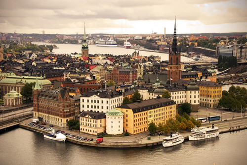 Principales sitios de interés en Suecia y Dinamarca 1