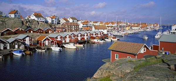 Principales sitios de interés en Suecia y Dinamarca 8