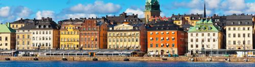 Principales sitios de interés en Suecia y Dinamarca 12