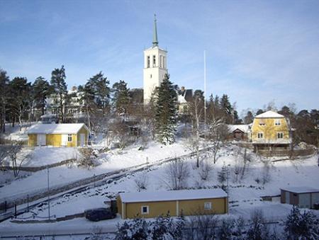 Principales sitios de interés en Suecia y Dinamarca 17