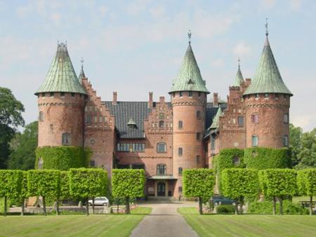 Principales sitios de interés en Suecia y Dinamarca 18