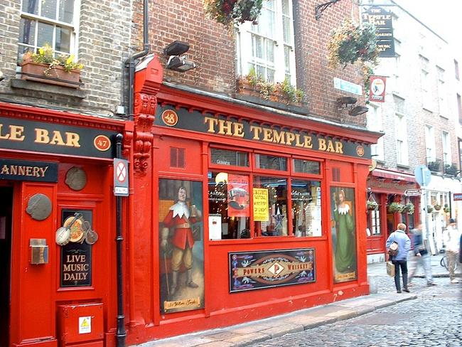 Irlanda : recorrido por Dublin y Belfast 1