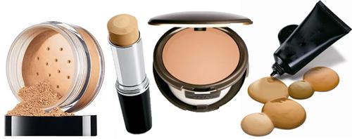 Cómo elegir la mejor base de maquillaje 3