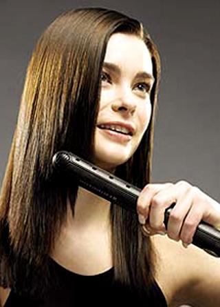 usar correctamente la plancha para cabello