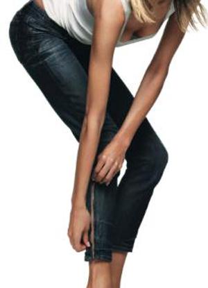 usar skinny pants puede resultar peligroso
