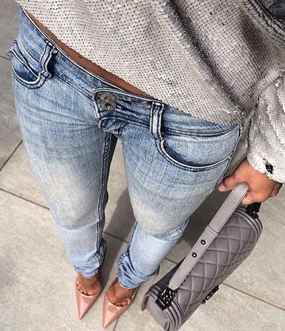 Usar skinny pants puede resultar peligroso 1